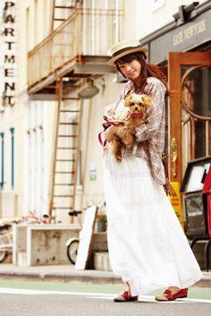 Mori Girl Fashion, Girl Fashion Style, Asian Fashion, Japanese Wife, Whimsical Fashion, Japan Girl, Sweet Girls, Pretty Girls, Celebs