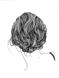 It reminds me a bit of my hair.