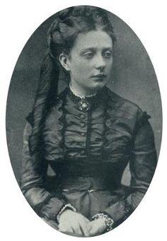 legrandcirque:  Princess Maria Antonietta of Bourbon-Two Sicilies, ca. 1870.