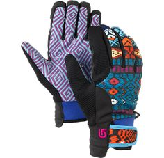 Women's Pipe Glove - antigua stripe $49.95