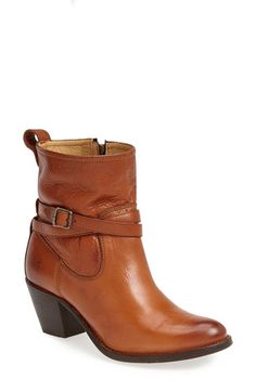 Black or dark brown only  Frye 'Jackie' Bootie (Women) available at #Nordstrom