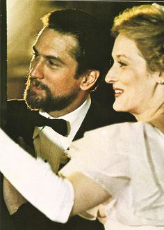Robert De Niro and Meryl Streep in The Deer Hunter (1978)