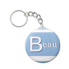 Beau Keychain