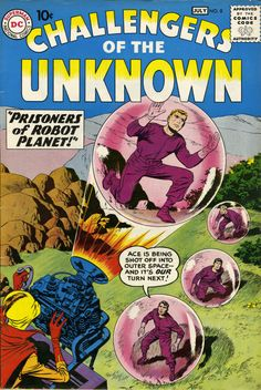 kirby challengers of the unknown