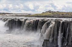 Wasserfall Selfoss © www.moosearoundtheworld.de