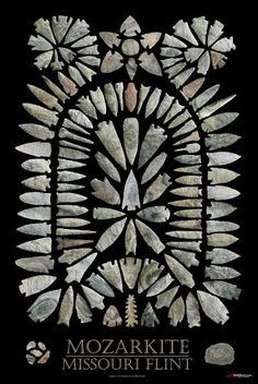 Arrowheads and Indian Artifacts