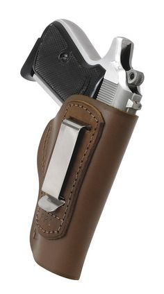 Kirkpatrick Clip On IWB Holster - Kirkpatrick Leather Holsters 1911 Holster, Pistol Holster, Iphone Holster, Inside The Waistband Holster, Custom Leather Holsters, Concealed Carry Holsters, Leather Company, Leather Working, Leather Craft