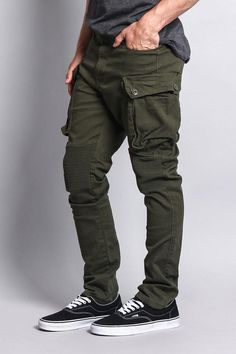 Cargo Pants Outfit Men, Joggers Outfit, Cargo Pants Women, Pantalon Cargo, Stylish Mens Outfits, Camo Fashion, Tactical Clothing, Pant Shirt, Men Style Tips