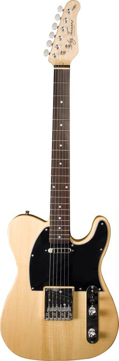 Jay Turser JT-LT model is a classic style, single cutaway, solid body electric guitar that's perfect for those looking for an affodably price Telecaster style guitar. Features: - Single cutaway solid