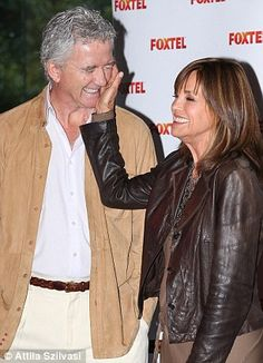 linda gray | Dallas stars do Sydney! Patrick Duffy and Linda Gray spruik the reboot ...