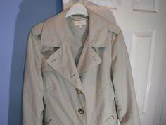 Winter Coat, Online Price, Size 16, Raincoat, Mac, Topshop, Clothes For Women, Stone, Fashion Clothes