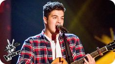 Bradley Waterman performs 'Forget You' - The Voice UK 2016: Blind Auditi...