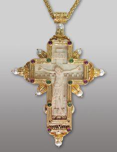 Orthodoxe cross