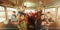 My Mad Fat Diary to end this year  #MMFD #TV