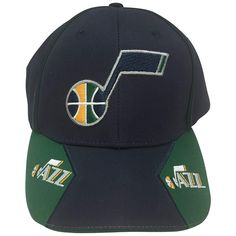 new product b8550 84a78 Reebok NBA Utah Jazz Men s Adjustable Hat,  19.95 Utah Jazz, Caps Hats,  Reebok