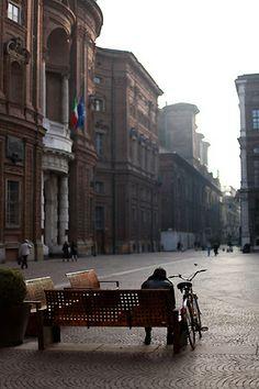 Palazzo Carignano, Piazza Carignano Torino - Turin - Italy