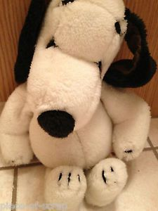 1968 VINTAGE SNOOPY PLUSH Animal 19' INCH TALL VTG Peanuts Collectable Dog #snoopy #vintage