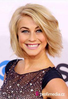 I LOVE her hair! Someday I'll do this............ - Julianne Hough - Julianne Hough