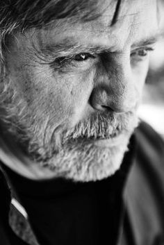 """""""Just a simple B&W Photo of Mark Have a good day, Mark & fellow Mark Harmon, Voice Acting, Star Wars Film, Star War 3, Mark Hamill, The Force Is Strong, Guy Names, Tai Chi, Best Actor"""