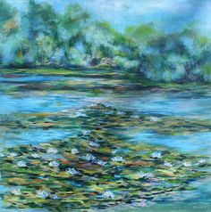 Lily Lake by Khrystyna Kozyuk