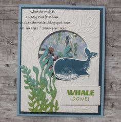 Nautical Cards, Vintage Nautical, Nautical Theme, Big Whale, Cute Whales, Slider Cards, Sea Theme, Die Cut Cards, Animal Cards