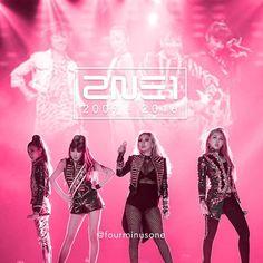 + 2NE1 × 2009-2016 +  #2NE1 #ThankYou2NE1 #blackjacks #cl #bom #dara #minzy #kpop #RIP2NE1