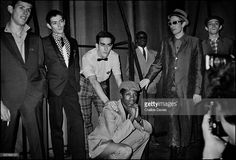 English ska revival band The Specials photographed during a shoot for... News Photo | Getty Images