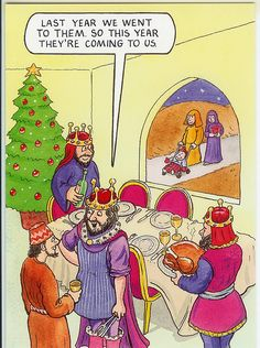 Christian Funny Pictures - A time to laugh Funny Christian Memes, Christian Humor, Christian Comics, Funny Xmas, Funny Cute, Funny Holidays, Refugees, Religious Humor, Religious Education