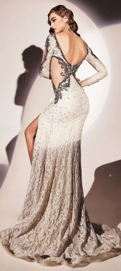 Dany Tabet | Spring Couture '14 ~ if I happened to need a spring gown