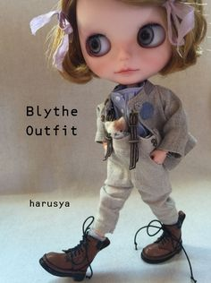 Blythe Outfit by Harusya