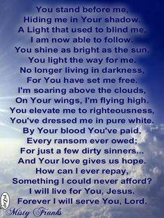 21 Best Worship Poetry images in 2012 | Dark, Darkness, Freedom