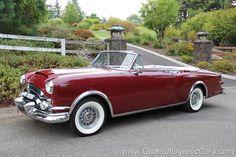'53 Packard Caribbean Convertible