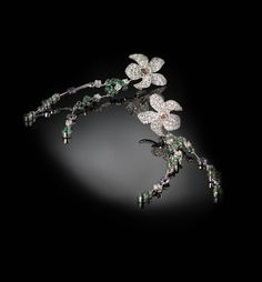 Palmiero Jewellery Design | VIOLETTE, from the Flowers Collection - Ref. BO7803B