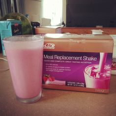 220 calories, 24 grams of protein && so delicious! Advocare you have changed my life! Comment for info! I lost 14lbs with advocares 24 day challenge!