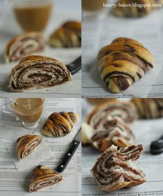Hearty Bakes: Chocolate Wassant