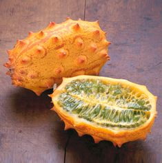 """World's Weirdest Exotic Fruits"" I haven't had any of these. It's great that they tell you how to eat most of them"