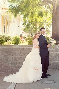 Perry House bride & groom, http://eventsbyclassic.com