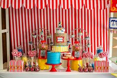 """Photo 12 of 36: Circus/Carnival / Birthday """"Roll Up Roll Up Circus Carnival Party by Tiny Tots Toy Hire"""" 