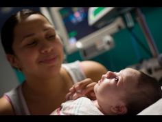 Cardiac Catheterization at Texas Children's Heart Center: Arianna's story - YouTube