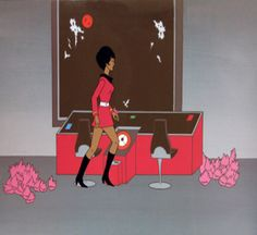 Star Trek The Animated Series - Lt Uhura | The Museum Of UnCut Funk