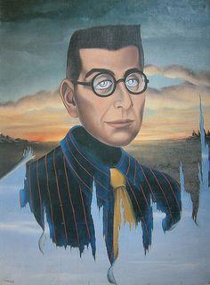 Felix Labisse - Robert Desnos (1943)