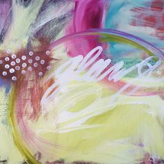 """""""Abstract painting d"""