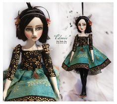 Art Doll - Christine Alvarado