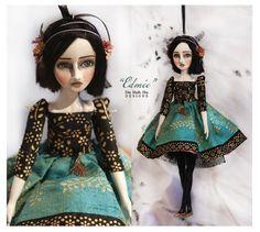 Art Doll - Christine Alvarado