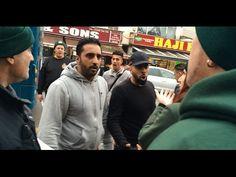VIDEO: Britain First carries out Christian Patrol in Islamist hotspot Bury Park, Luton British Muslims, Moslem, Ban Islam, Blacked Videos, Muslim Brotherhood, Sharia Law, All About Islam, Bury, Britain