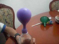 Como inflar un globo y que flote sin usar Helio ni maquinas - Hazlo tú mismo - Taringa!