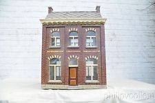 Rare Antique Wooden Doll House