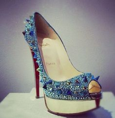 #Christian Louboutin♥ great birthday gift! A girl can only dream. Ahh