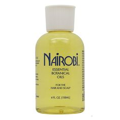 Nairobi Essential Botanical 4-ounce Oils