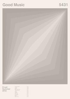—No.39 Good Music - Album Anatomy Poster Prints, Posters, Music Albums, Good Music, Anatomy, Graphic Design, Poster